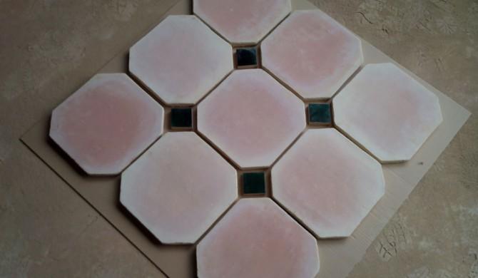 Baldosas octogonales